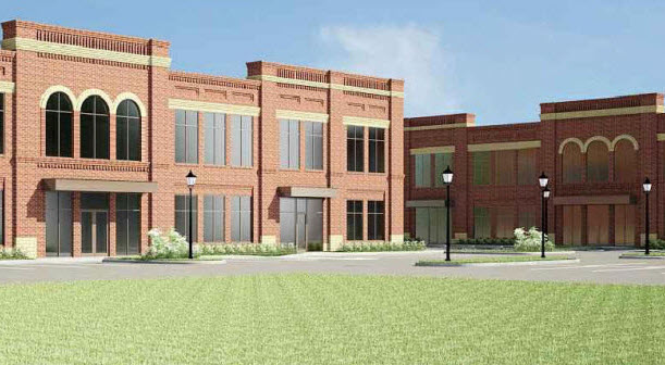 Resized Covell Road Office Building, edmond